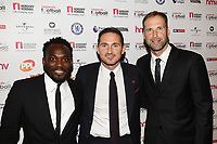 Michael Essien, Frank Lampard and Petr Cech