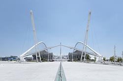 Santiago Calatrava • Olympic Sports Complex, Athens