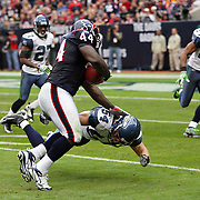 2009 Seahawks at Texans