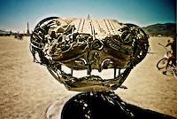 Art work from Burning Man Festival.