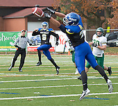 John Abbott Football Playoff win