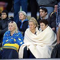 MELBOURNE - Champions Trophy men 2012<br /> Australia  v Pakistan 1-0<br /> foto: Australian fans having it cold.<br /> FFU PRESS AGENCY COPYRIGHT FRANK UIJLENBROEK