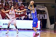 DESCRIZIONE : Reggio Emilia Lega A 2014-15 Grissin Bon Reggio Emilia - Banco di Sardegna Dinamo Sassari playoff Finale gara 5 <br /> GIOCATORE : Brian Sacchetti<br /> CATEGORIA : tiro three points controcampo sequenza<br /> SQUADRA : Banco di Sardegna Sassari<br /> EVENTO : LegaBasket Serie A Beko 2014/2015<br /> GARA : Grissin Bon Reggio Emilia - Banco di Sardegna Dinamo Sassari playoff Finale  gara 5<br /> DATA : 22/06/2015 <br /> SPORT : Pallacanestro <br /> AUTORE : Agenzia Ciamillo-Castoria/GiulioCiamillo<br /> Galleria : Lega Basket A 2014-2015 Fotonotizia : Reggio Emilia Lega A 2014-15 Grissin Bon Reggio Emilia - Banco di Sardegna Dinamo Sassari playoff Finale  gara 5<br /> Predefinita :