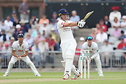 Dane Vilas during the Specsavers County Champ Div 1 match between Lancashire County Cricket Club and Essex County Cricket Club at the Emirates, Old Trafford, Manchester, United Kingdom on 9 June 2018. Picture by George Franks.