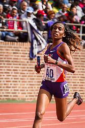 Penn RelaysCollege Women 4 x 800 relay Championship of America