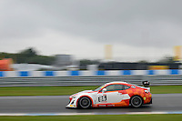 James Fletcher / Stefan Hodgets #86 GPRM Toyota GT86. British GT Championship at Donington Park, Melbourne, Leicestershire, United Kingdom. September 10 2016. World Copyright Peter Taylor/PSP.