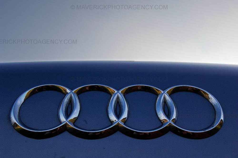 Audi A8 quattro.
