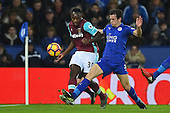 Leicester City v West Ham United 311216