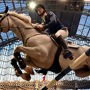 15.12.2017 London Olympia International Horse Show The Levy Restaurants Snowman Stakes