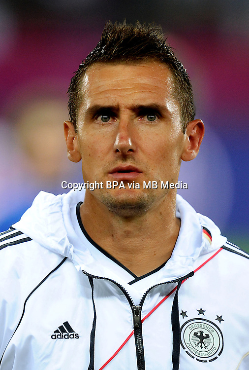 Football Fifa Brazil 2014 World Cup / <br /> Germany National Team - <br /> Miroslav Klose of Germany