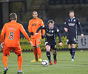 Dundee's \PM\ races through midfield -  Dundee v Kilmarnock, SPFL Premiership at Dens Park <br /> <br /> <br />  - &copy; David Young - www.davidyoungphoto.co.uk - email: davidyoungphoto@gmail.com