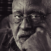 Legendary Ethiopian born filmmaker and professor at Howard University known for films such as Sankofa, Teza and Adwa.