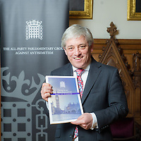 09.02.2015 (C) Blake Ezra Photography 2015. <br /> All Party Parliamentary Inquiry into Anti Semitism, at Lambeth Palace. <br /> www.blakeezraphotography.com<br /> Not for third party or commercial use.