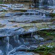 Old Man's Cave Winter