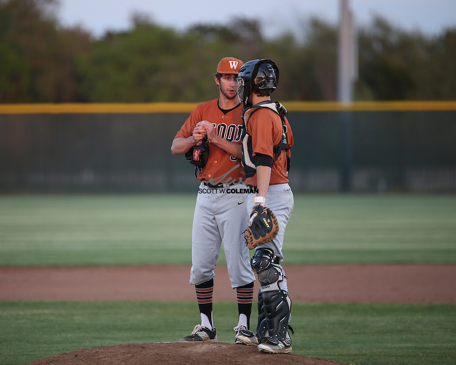 2016 High School Baseball Rouse Vs Westwood Scott W Coleman
