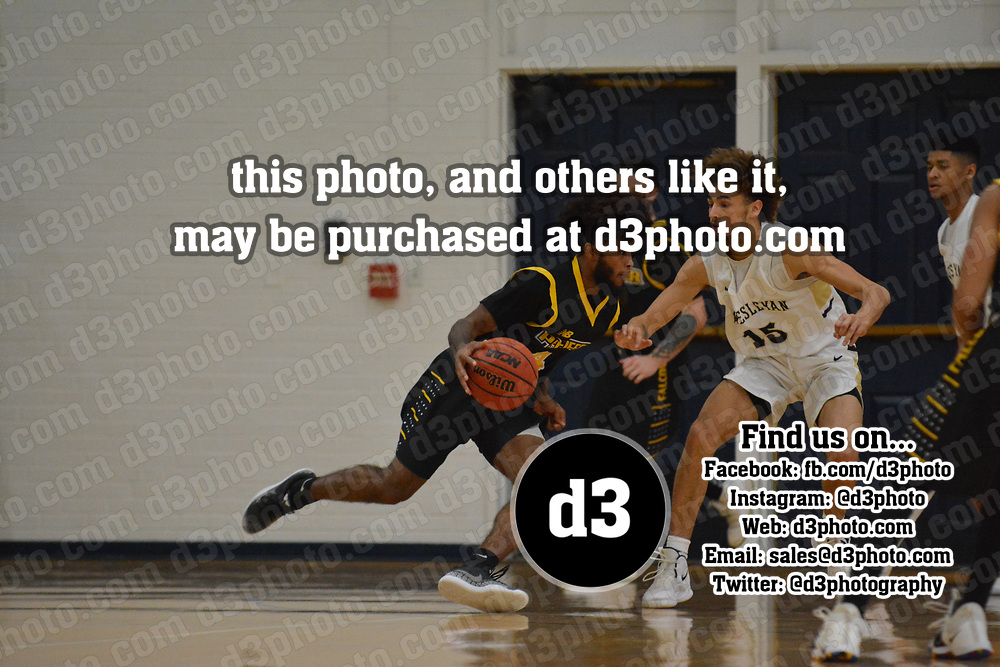 Men's Basketball: North Carolina Wesleyan College Bishops vs. Pfeiffer College Falcons