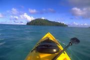 Kayak,Kadavu, Fuji<br />