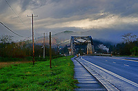 Highway 101 Bridge, Tillamook