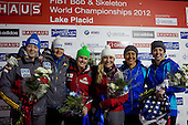 2012 Bobsled World Championships - Ladies Finals
