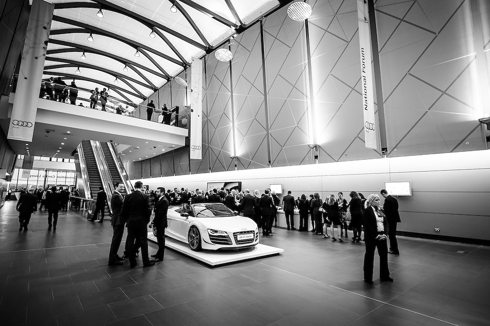 Audi UK - Corporate Commission
