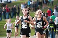 Girls Open Invitational. Nike Cross Regionals Northwest, November 12, 2016 at Eagle Island State Park, Eagle, Idaho.
