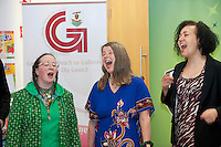 Africa Day falls on 25th May each year, with events taking place around the country from 20th-27th May.  It is an initiative of the African Union, and aims to celebrate African diversity and success and the cultural and economic potential of the continent.  In Ireland, events to mark Africa Day are supported by Irish Aid, the Government's programme for overseas development and Galway City Council.. .The events planned by Galway City Council will take place on 21st May and from 24th to 26th May.  Galway City Council are launching Africa Day 2013 by Mayor of Galway City Cllr Terry O'Flaherty on Tuesday 21st May @ 11:00 a.m.at the Galway City Museum with inputs from the African Ambassadors Network, Africian Film Festival, NUIG and music by South Africian Choirs. Picture:Andrew Downes
