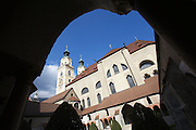 Brixen. The Dome.