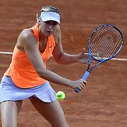 Roma 16/05/2017  Centrale del foro italico<br /> Maria Sharapova ( RUS ) vs Mirjana Lucic-Baroni (CRO)<br /> <br /> Maria Sharapova