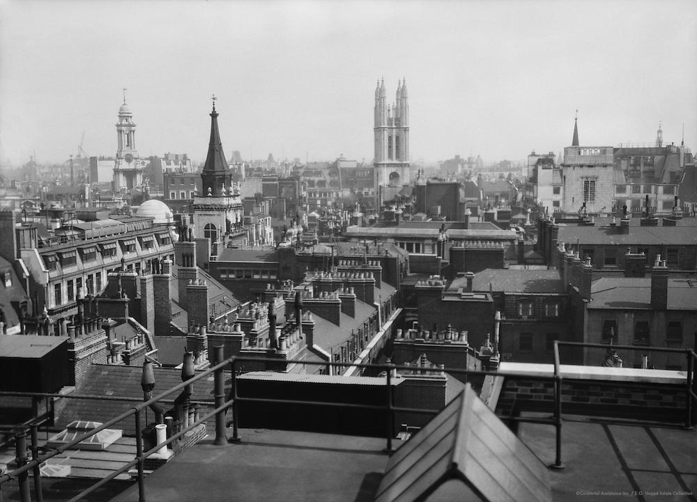 City View, London, 1925