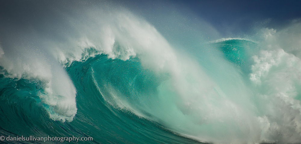 Surfers for Jaws gather on Maui's North Shore for some of the biggest waves in the world.