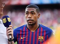 FUSSBALL  INTERNATIONAL   SAISON 2018/2019   15.08.2018 Joan Gamper Cup 2018 FC Barcelona - Boca Juniors Melcom Filipe Silva de Oliveira (Barca)