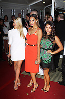 Mollie King, Rochelle Humes & Vanessa White, Glamour Women of the Year Awards, Berkeley Square, London UK, Photo by Brett D. Cove
