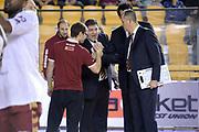 DESCRIZIONE : Campionato 2013/14 Acea Virtus Roma - Umana Reyer Venezia<br /> GIOCATORE : Zare Markovski<br /> CATEGORIA : Timo Out Before<br /> SQUADRA : Umana Reyer Venezia<br /> EVENTO : LegaBasket Serie A Beko 2013/2014<br /> GARA : Acea Virtus Roma - Umana Reyer Venezia<br /> DATA : 05/01/2014<br /> SPORT : Pallacanestro <br /> AUTORE : Agenzia Ciamillo-Castoria / GiulioCiamillo<br /> Galleria : LegaBasket Serie A Beko 2013/2014<br /> Fotonotizia : Campionato 2013/14 Acea Virtus Roma - Umana Reyer Venezia<br /> Predefinita :