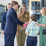 NLD/Opheusden/20190529 - Koningspaar brengt streekbezoek aan de Betuwe, Koning Willem Alexander en Koningin Maxima