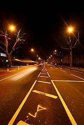 UK ENGLAND LONDON 15NOV10 - Potential LED test site on Blackfriars Road, Southwark, London...jre/Photo by Jiri Rezac..© Jiri Rezac 2010