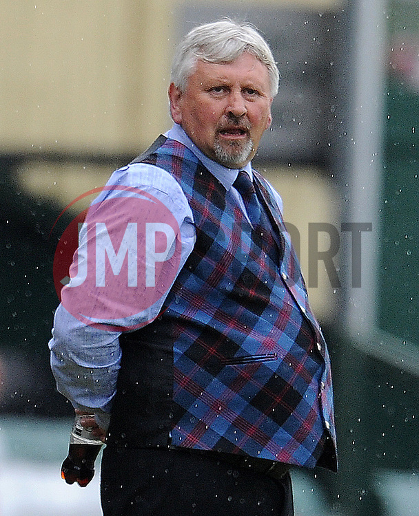 Yeovil Town's Manager Paul Sturrock - Photo mandatory by-line: Harry Trump/JMP - Mobile: 07966 386802 - 25/04/15 - SPORT - FOOTBALL - Sky Bet League One - Yeovil Town v Port Vale - Huish Park, Yeovil, England.