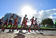 12 August - 20km race walk men