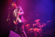 Australian rock band The Temper Trap performing at the Pageant in St. Louis on June 9, 2010
