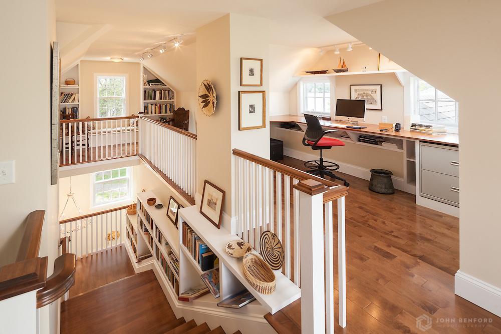 Office, New Castle, NH<br /> Architect: DeStefano Architects