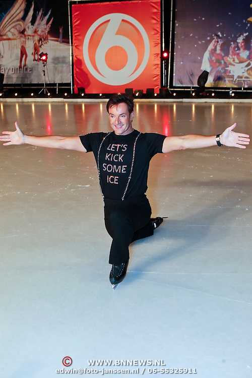 NLD/Utrecht/20110126 - Perspresentatie Sterren Dansen op het IJs 2011, Gerard Joling
