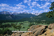 63045-01119 Beaver Meadows  Rocky Mountains National Park   CO