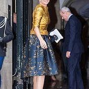 NLD/Amsterdam/20181206 - Koninklijke Familie bij Prins Claus prijs, Koningin Maxima