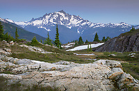 Mount Shuksan, North Cascades