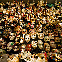 Venice Masks are hand made at Ca del Sol in preparation of Carnival 2011...***Agreed Fee's Apply To All Image Use***.Marco Secchi /Xianpix.tel +44 (0)207 1939846.tel +39 02 400 47313. e-mail sales@xianpix.com.www.marcosecchi.com