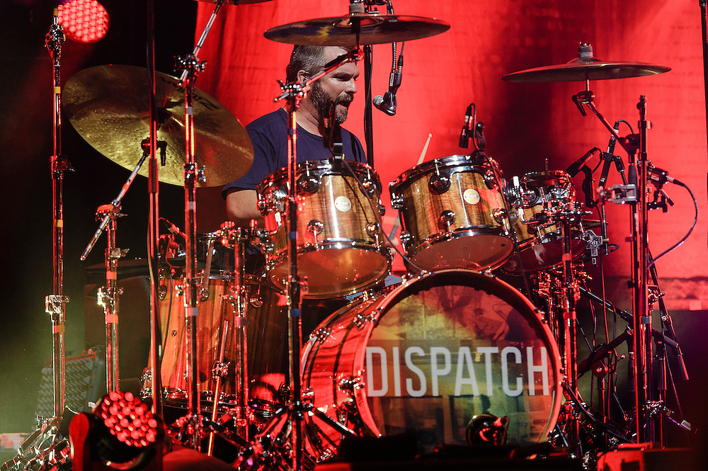 Photos of the band Dispatch performing live on the Circles Around The Sun Tour at Radio City Music Hall, NYC. October 5, 2012. Copyright © 2012 Matthew Eisman. All Rights Reserved.