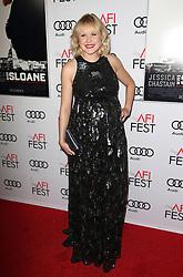 Alison Pill bei der Premiere von Miss Sloane in Los Angeles<br /> <br /> / 111116<br /> <br /> <br /> ***Premiere von Miss Sloane in Los Angeles on november 11, 2016***