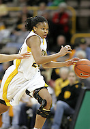 25 JANUARY 2007: Iowa forward Jenee Graham (24) in Iowa's 80-78 overtime loss to Minnesota at Carver-Hawkeye Arena in Iowa City, Iowa on January 25, 2007.