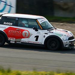 KNOCKHILL Scottish Motor Racing Club meetingl..David Sleigh winner of race 1 in the celtic speed scottish cooper cup race.....(c) STEPHEN LAWSON | StockPix.eu