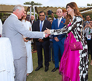 09.11.2017; New Delhi, India: PRINCE CHARLES MEETS SHILPA SHETTY<br />