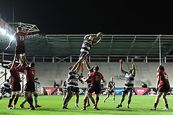- Photo mandatory by-line: Dougie Allward/JMP - Mobile: 07966 386802 - 17/04/2015 - SPORT - Rugby - Bristol - Ashton Gate - Bristol Rugby v Jersey - Greene King IPA Championship